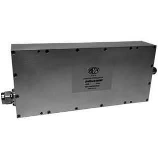 LPA50-6-1WWP, 6dB, 50 Watts, 0.698-2.700 GHz